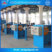separated motor multi-unit high speed concentric horizontal type cable taping machine