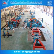 good quality cable equipment - CLY1600/1+1+3 cradle type cabling machine