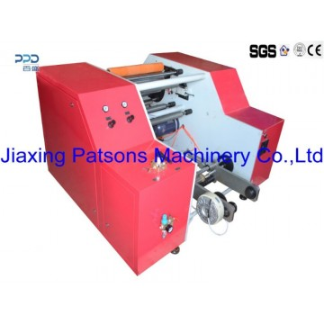 Automatic Coreless Silicon Paper Winder