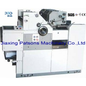 Continuous Form Offset Press Machine