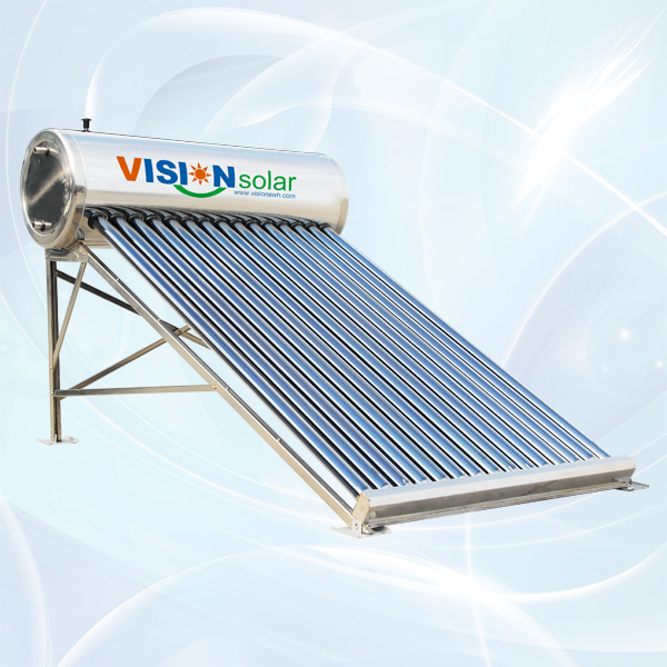 Non-pressurized Solar Water Heater VNS-SS,