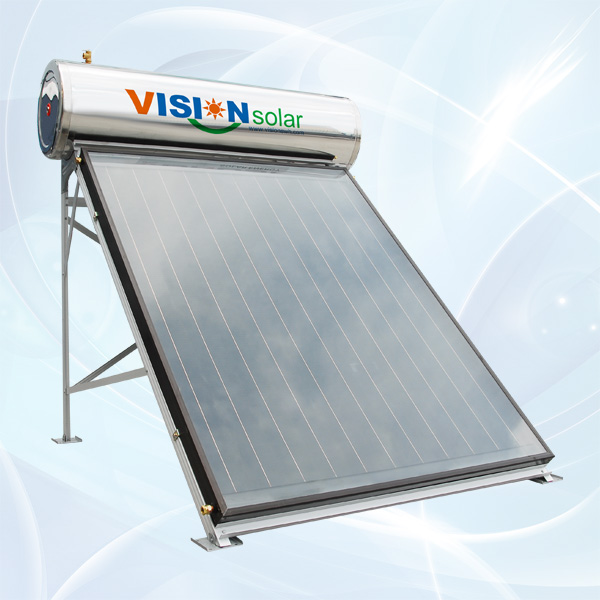 Flat Panel Pressurized Solar Water Heater VPF-CG,