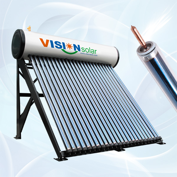 Heat Pipe Pressurized Solar Water Heater VHS-CG