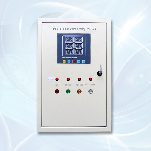 Commercial Solar Water Heating System Controller, , Solar Controller ...