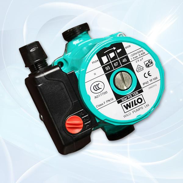 Circulation Pump and Pressure Boosting Pump