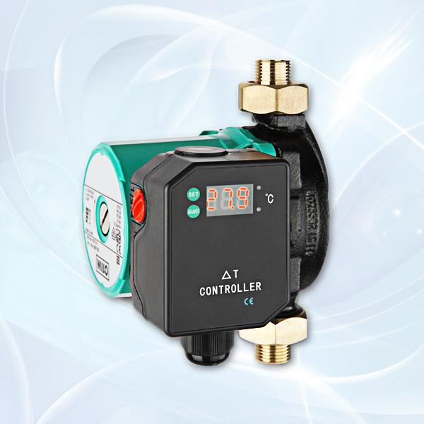 Temp Differencial Circulation Pump Solar Controller
