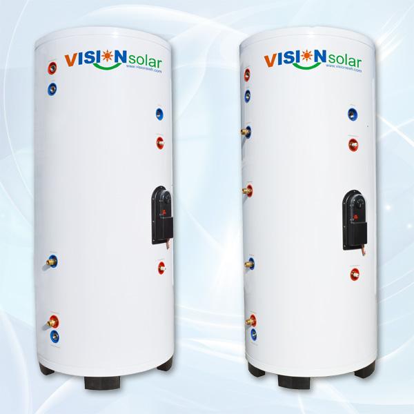 Pressurized Solar Hot Water Tank