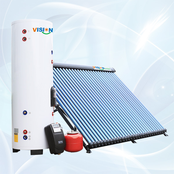 Split Heat Pipe Pressurized Solar Water Heater VS-H