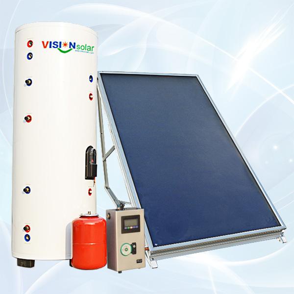 Split Flat Panel Pressurized Solar Water Heater VF-BA
