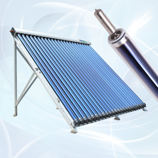 Pressurized Heat Pipe Solar Collector VHC-58L,