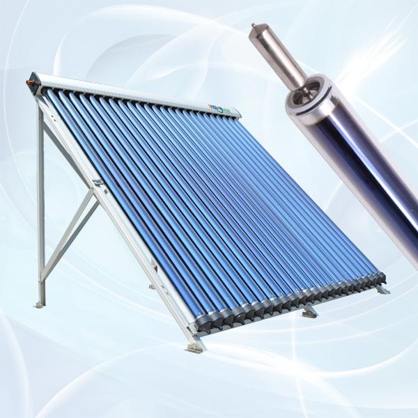 Pressurized Heat Pipe Solar Collector VHC-58L
