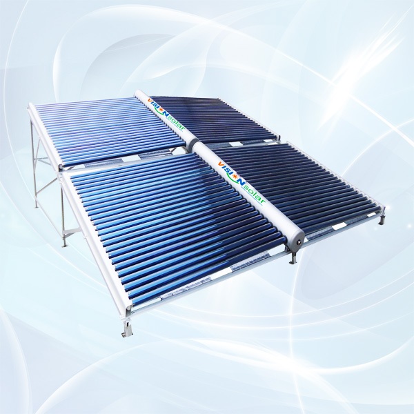 Non-pressurized Vacuum Tube Solar Collector VNC-58