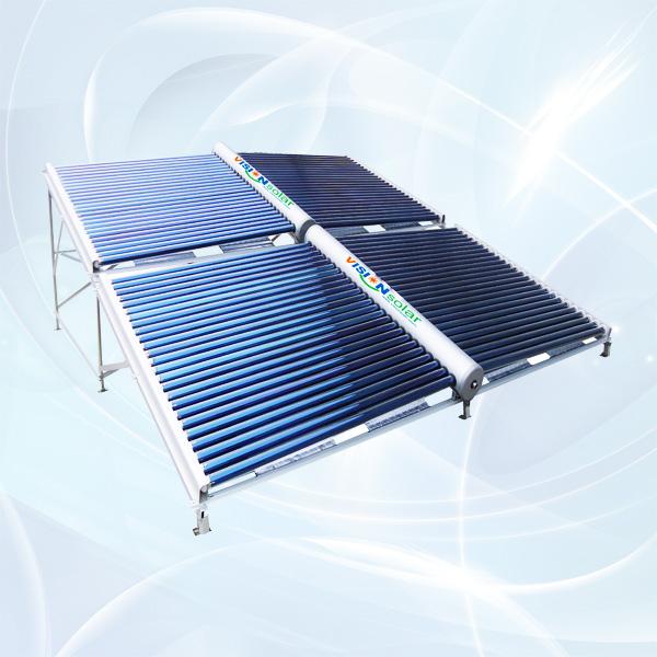 Non-pressurized Vacuum Tube Solar Collector VNC-58