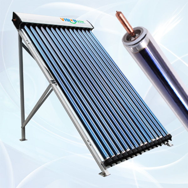 Pressurized Heat Pipe Solar Collector VHC-58