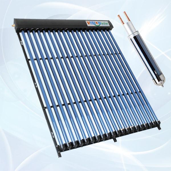 Pressurized U Pipe Solar Collector VUC-58