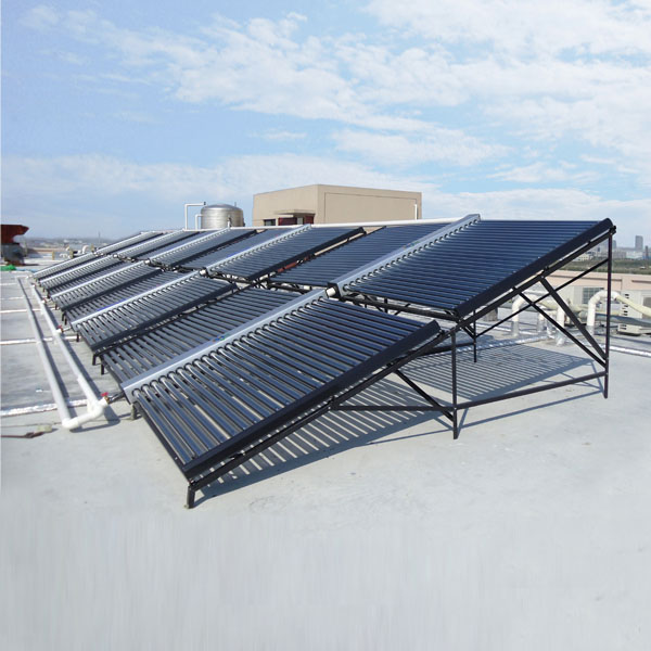 Active Open-loop Solar Water Heating System VPS-VT