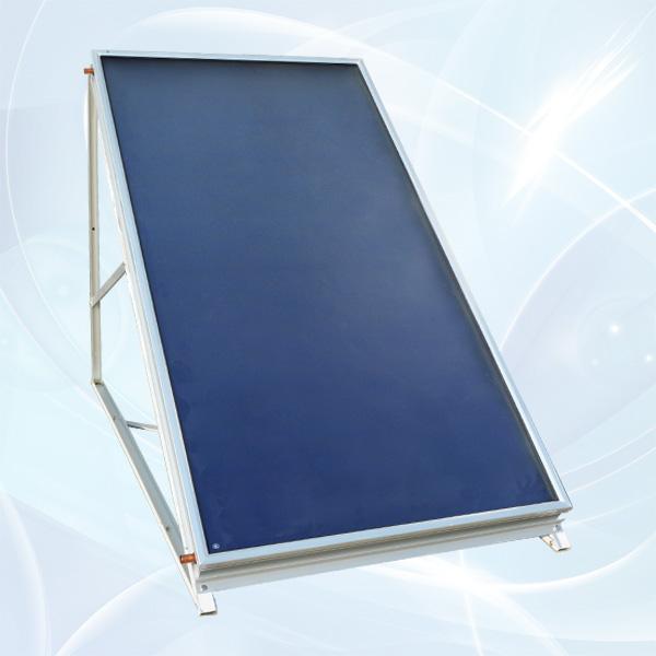 Pressurized Flat Panel Solar Collector VFC-BA