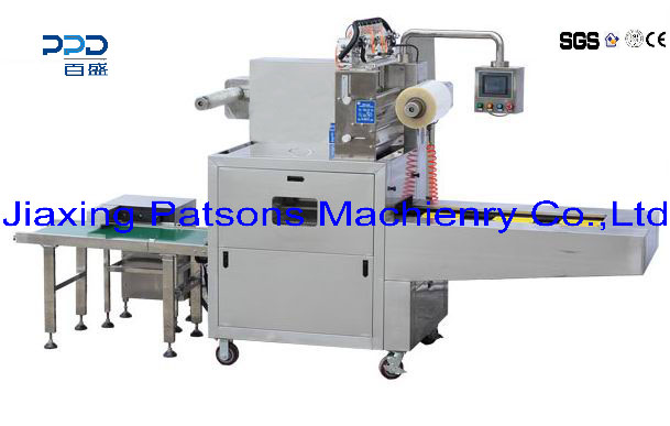 Automatic modified atmosphere packaging machine for food fruit container, PPD-AMAP