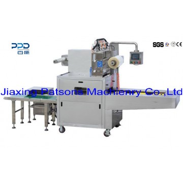 Automatic modified atmosphere packaging machine for food fruit container