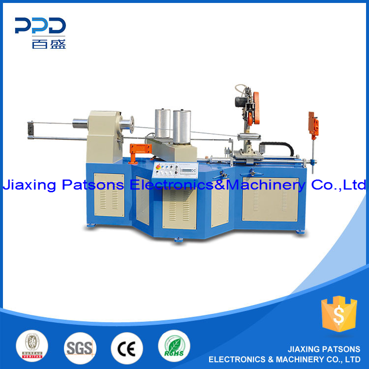 Automatic small paper core making machine, PPD-50
