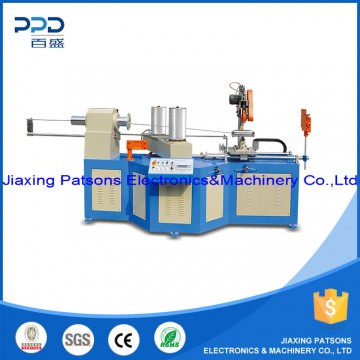 Automatic small paper core making machine