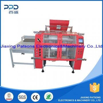 Europe standard high speed stretch film rewinder machine