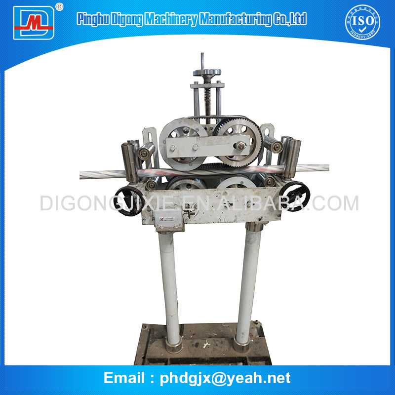 Wire Measuring Device : High precision digital electronic cable length measuring