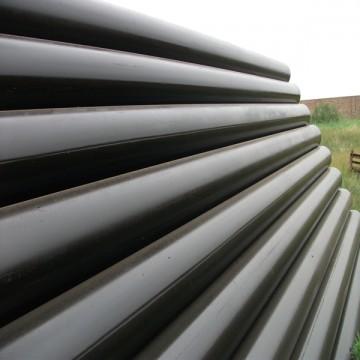 BLACK OIL PAINT PIPE